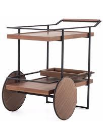 office trolley cart. BAR CART Wooden Drinks Trolley By @stellar_works Office Cart R