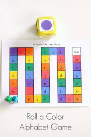 The phonetic alphabet is the list of symbols or. Roll A Color Alphabet Game Alphabet Preschool Alphabet Games Alphabet Activities