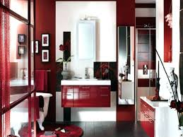 Black And Red Bathroom Decor Red And Black Bathroom Decor New Red
