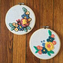 Punch Needle Embroidery Patterns Free Amazing Inspiration