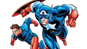 Image result for cap and bucky comic