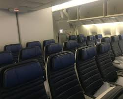 review of united flight from washington
