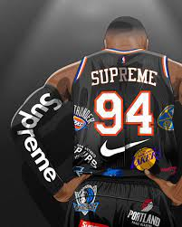 Supreme Wallpaper Nba