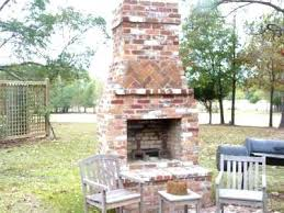 brick fireplace ideas outdoors marvelous outdoor brick fireplace ideas rustic brick outdoor fireplace google search home