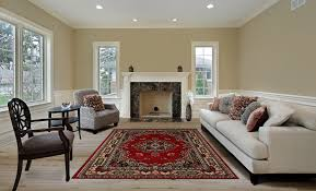 rug on carpet. Large Traditional 9x12 Oriental Area Rug Persian Style Carpet -Actual 9\u00272\ On