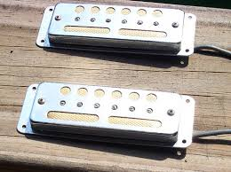 the guitar hunter 1960 s teisco gold foil guitar pickups picture 002 1