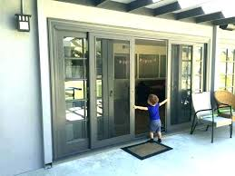 repairing sliding glass door sliding glass door screen replacement french screen doors large size of sliding