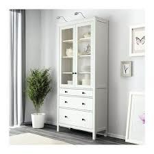 hemnes glass door cabinet ikea hemnes glass door cabinet with 3 drawers