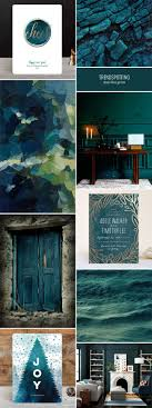 Latest Color Trends For Living Rooms 2016 Stationery Color Trends Deep Blue Green Color Inspiration