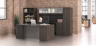 office deskd. Basyx By HON Laminate Desks Office Deskd