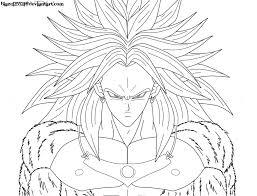 Small Picture Broly Ssj3 DrawingSsjPrintable Coloring Pages Free Download
