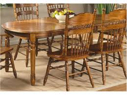 stunning country style oak dining room chairs for tiger set used chair alluring makeover oak oval dining room table and chairs