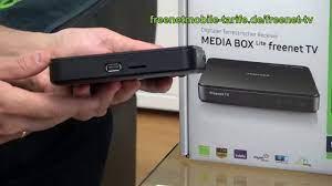 Samsung Media Box lite GX MB540TL für DVB T2 HD und freenet TV - YouTube