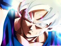 Ultra Instinct Goku Dragon Ball Super ...
