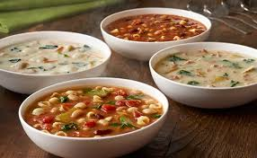 From the appetizers to the pasta dishes to the decadent desserts, we took a look at everything on the olive garden menu and called on kelli mcgrane ms, rd for. Homemade Soups Lunch Dinner Menu Olive Garden Italian Restaurant