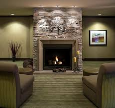 trinity tile and stone fireplace 6