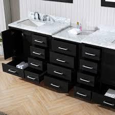 90 Bathroom Vanity Bathroom Vanity And Cabinet Sets Bathroom