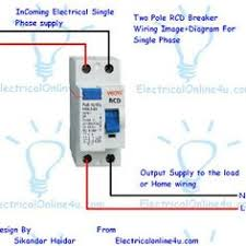 the complete guide of single phase motor wiring with circuit Single Pole Contactor Diagram 3 different method of staircase wiring with diagram and complete staircase circuit guide single pole contactor wiring diagram