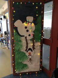 holiday door decorating ideas. My Olaf Holiday Door Decoration For School. Decorating Ideas