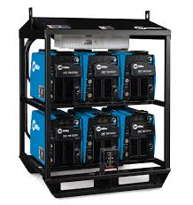 xmt® 350 multiprocess welders miller millerwelds xmt 350 cc cv 6 pack rack
