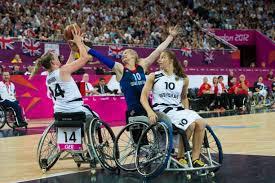 Паралимпиада паралимпийские виды спорта паралимпийская  Игра женских сборных Великобритании и Германии на Паралимпиаде в Лондоне Международный паралимпийский комитет