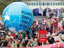 COP23 climate march