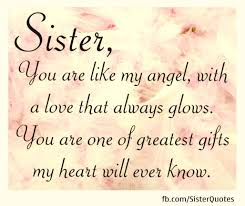 Quotes For My Beautiful Sister