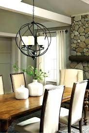 rectangle dining table chandelier awesome size of chandelier for dining table and dining room chandelier rustic