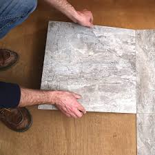 continue laying tile