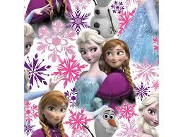 Disney Disney Frozen Papierbehang Anna Elsa Multicolourwit Hubo
