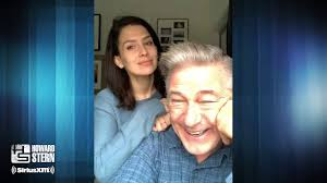 Alec Baldwin & His Wife Hilaria Talk to Howard Live From Their Home -  YouTube