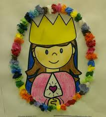 Image result for may mary clipart