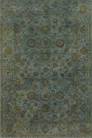 rugsville green grey wool overdyed 12244 rug 12244