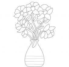 easy flower vase drawing flowers in a vase essay to draw viewing easy flower vase drawing similiar vase sketch drawing keywords