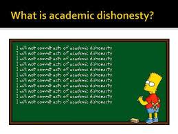 academic dishonesty ldquoacademic dishonestyrdquo 2