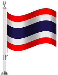 Bilderesultat for thai flag