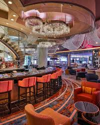 the chandelier las vegas bar review condé nast traveler