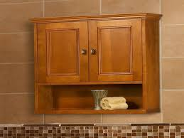 image of bathroom wall mounted storage cabinets