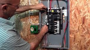 wiring generator to fuse box wiring diagram mega