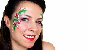 holly face painting