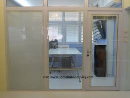 office glass door glazed. Open Concepts Suits Different Designs (e.g Offices, Study Room, Partitions, Windows, Balcony Doors, Patio And More Ideas) Double Glazed Glass With Built Office Door