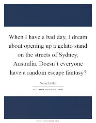 Bad Dream Quotes