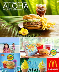 mcdonald s hawaii exclusive acadex thailand position opportunity housing information job title crew member service