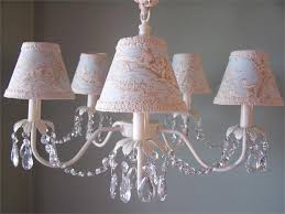 image of white kids chandelier