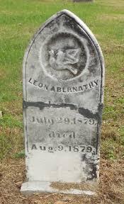 Leon Abernathy (1879-1879) - Find A Grave Memorial