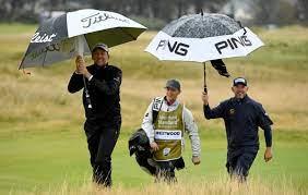 Ian Poulter calls Scottish Open weather ...