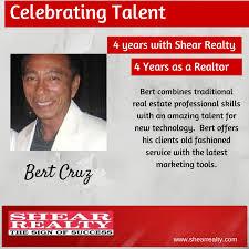 Bert Cruz - Shear Realty www.shearrealty.com | Real estate ...