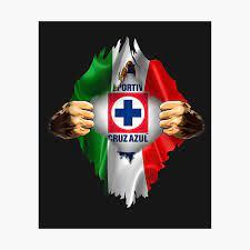 "Love Mexico Fan Cruz Azul Fc"" Poster ..."