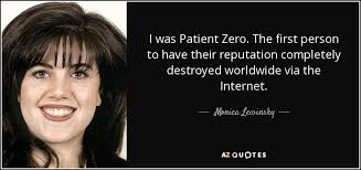 TOP 25 QUOTES BY MONICA LEWINSKY (of 56) | A-Z Quotes via Relatably.com