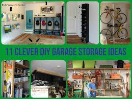 clever garage shelving ideas 11 clever garage storage ideas top diy ideas